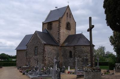 Eglise Romane Saint-jean Baptiste De Bannes