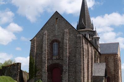 Eglise Romane St Jean De Béré à Chateaubriant