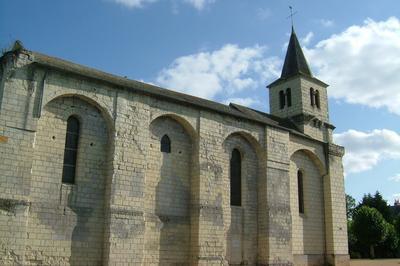 Eglise Saint-barthélémy à Saumur