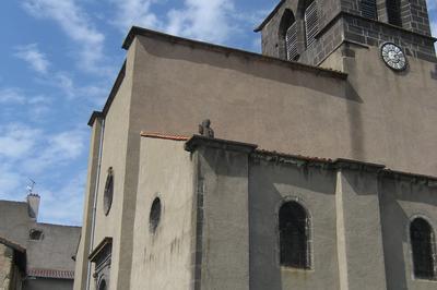 Église Saint-bonnet à Riom