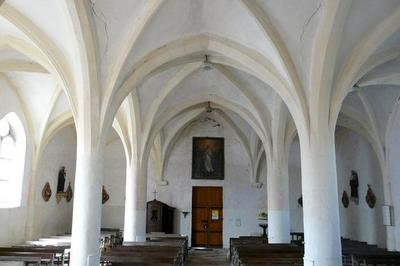 Eglise Saint-brice à Autreville