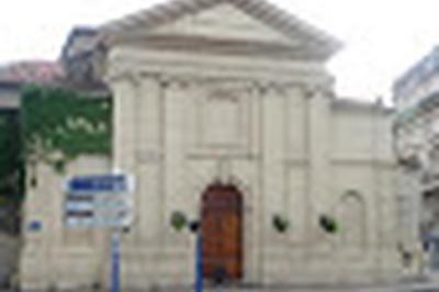 Eglise Saint-denis à Montpellier