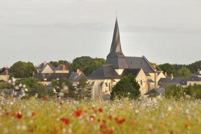 Eglise Saint Denis - Pontigné à Pontigne
