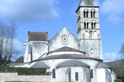Eglise Saint-etienne à Vignory