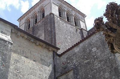 Église Saint-Étienne à Coulonges sur l'Autize