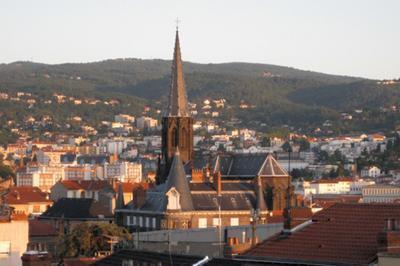 Église Saint-eutrope à Clermont Ferrand