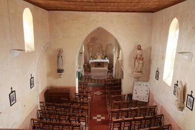 Eglise Saint Eutrope - Montpollin