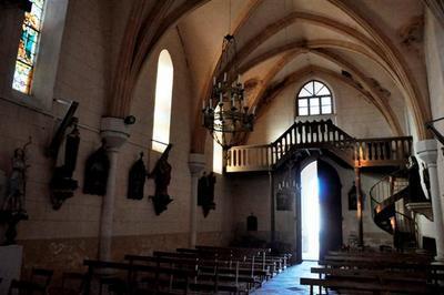 Eglise Saint-géraud à Le Ledat