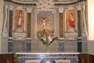 Eglise Saint Jacques De La Chapelle Rousselin à Chemillé