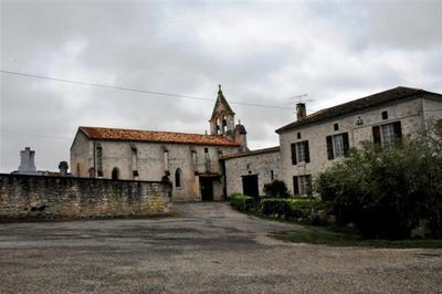 Église Saint-jean à Cassignas