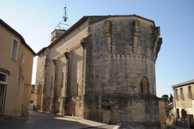 Eglise Saint Jean-baptiste à Castelnau le Lez