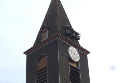 Eglise Saint-jean-l'Évangéliste à Han les Juvigny