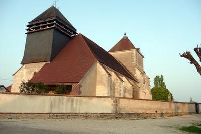 Eglise Saint-julien à Saint Oulph