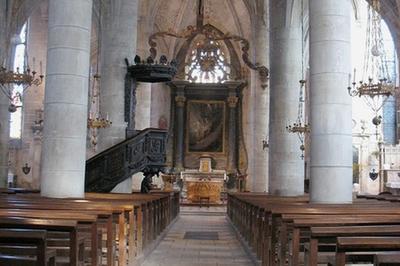 Eglise Saint-laurent à Braucourt