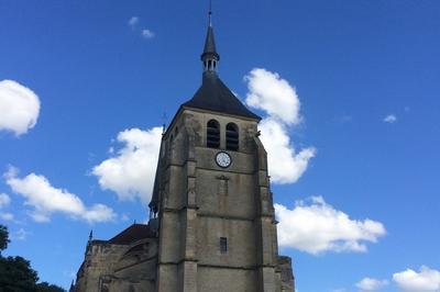 Eglise Saint-laurent Et Saint-jean-baptiste à Soulaines Dhuys