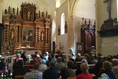 Eglise Saint-léger à Fongrave