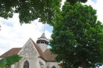 Eglise Saint-luc à La Chapelle saint Luc