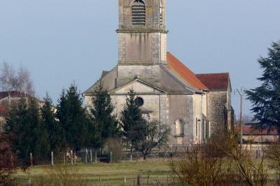 Eglise Saint-ludomier à Sandaucourt