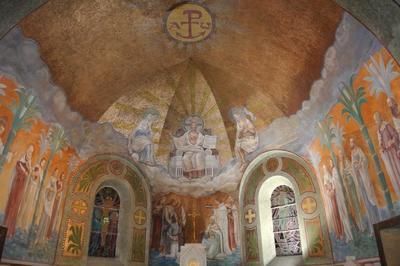 Eglise Saint-marcel à Seuzey