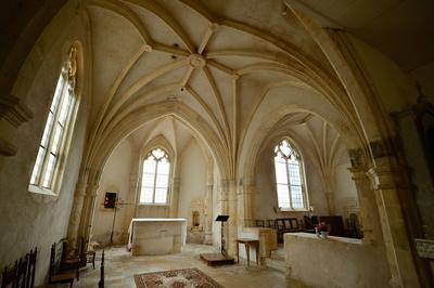 Eglise Saint-martin à Amance