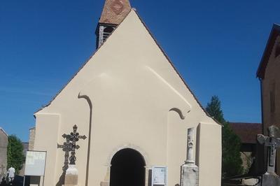 Eglise Saint Maurice De Sennecey Les Dijon à Sennecey les Dijon