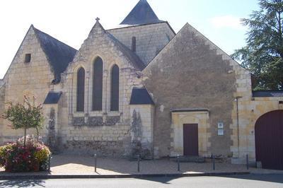 Eglise Saint-pierre à Charce saint Ellier sur Auba