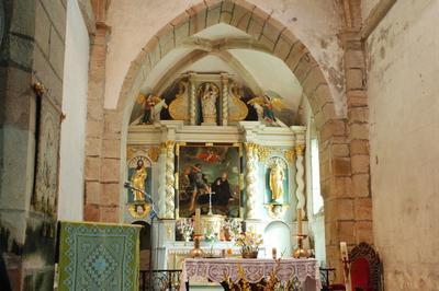 Eglise Saint-pierre-aux-liens à Martinvelle