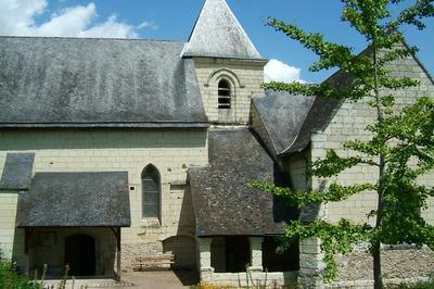 Eglise Saint-pierre De Dampierre à Saumur