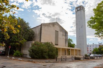 Eglise Saint-pierre De Trinquetaille à Arles