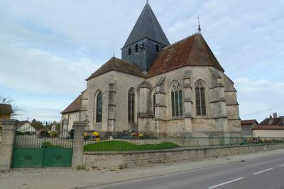 Eglise Saint-pierre-es-liens à Brienne la Vieille