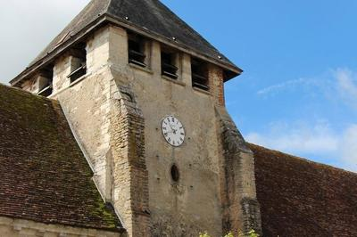 Eglise Saint-pierre-ès-liens à Clerey