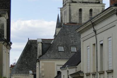 Eglise Saint Pierre - Saint Laurent - Baugé à Bauge