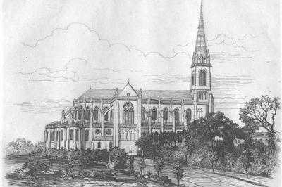 Eglise Saint-rémi à Chateau Gontier
