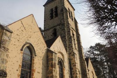 Eglise Saint Remi Saint Jean-baptiste à Gif sur Yvette