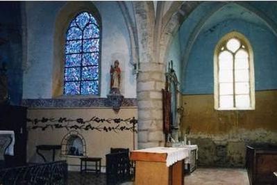 Eglise Saint-rémy à Perigny la Rose