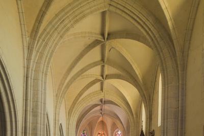 Église Saint-saturnin à Alligny Cosne