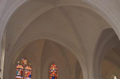 Eglise Saint-symphorien à Charmont Sous Barbuise