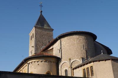 Eglise Sainte-croix à Lorry Mardigny