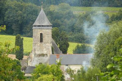 Eglise St Gervais St Protais Et Son Prieuré à Le Thoureil