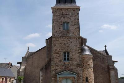 Eglise St Martin à Ferce
