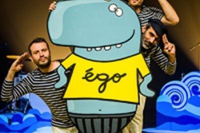 Ego Le Cachalot à Tremblay en France