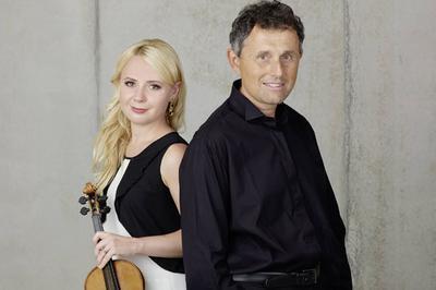 Ekaterina Frolova & Vesselin Stanev à Paris 8ème