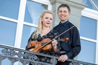Ekaterina Frolova & Vesselin Stanev à Marseille
