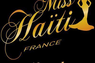 Election Miss Haiti France 2017 à Sarcelles