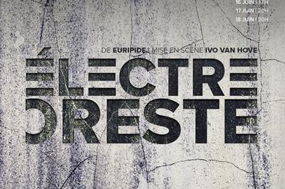 Electre / Oreste à Le Havre