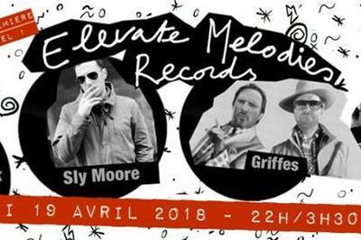 Elevate Melodies Vinyl Release Party à Nantes