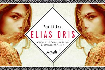 Elias Dris à Marseille