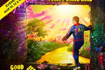 Elton John - report 2021 à Paris 12ème