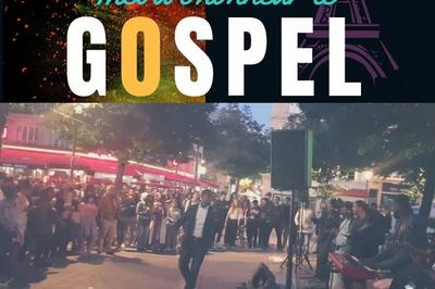 Em4 Gospel à Paris 1er