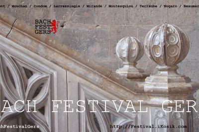 3ème bach festival gers 2018 - deux violoncelles – impressions françaises et tchèques à Montesquiou